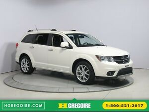 2011 Dodge Journey R/T AWD A/C CUIR MAGS