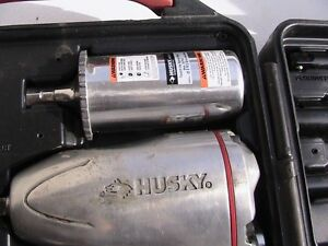 COMPLTETE NEW HUSKY AIR TOOL SET $150.00 OR BEST OFFER Peterborough Peterborough Area image 6