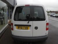 2010 Volkswagen CADDY C20 SDI VAN Manual Small Van