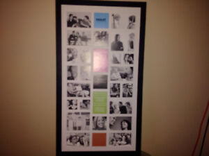 Multi use Picture Frame