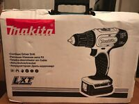 Brand new cordless drill