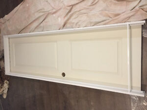 Brand New pre-hung 2-panel smooth interior door