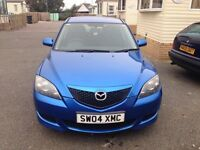 Mazda 3 for sale/swap with a BMW