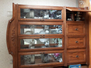 China Cabinet - excellent condition