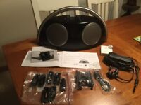 Harmon Kardon Go+Play Portable hifi speaker for iPod & iphone