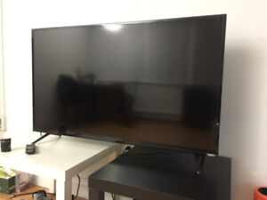 VIZIO 50-Inch LED Smart TV (model D50f-E1)