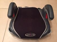 Graco child booster car seat