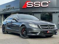 Mercedes-Benz CLS 5.5 CLS63 BlueEFFICIENCY AMG 7G-Tronic Plus (s/s) 4dr