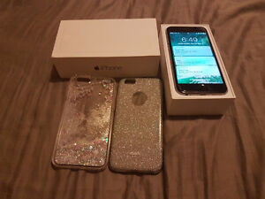 IPHONE 6 SPACE GREY 16GB with FIDO GREAT CONDITION