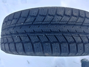 4 Brand New Winter Tires 195/60/15