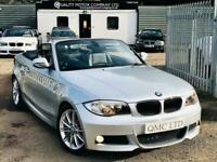 2011 BMW 1 Series 2.0 120d M Sport 2dr Convertible Diesel Manual