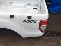 2016 rear ford ranger tub