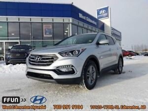 2018 Hyundai Santa Fe Sport AWD  2.4 AWD- Dealer Demo-Low Kms-AW