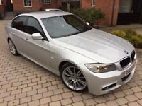 ** 2009 BMW 320D M SPORT LCI MODEL TOP SPEC (gti type r st evo)