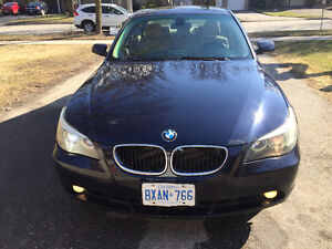2004 BMW 530i with E-Tested&ready for safety for sell