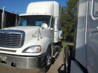 Call Syed Now 2007 Freightliner Columbia Day Cab 13 SPD