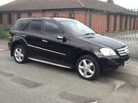 Mercedes-Benz ML320 3.0TD FINANCE AVAILABLE WITH NO DEPOSIT NEEDED