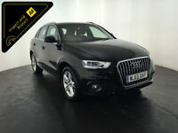2013 AUDI Q3 S LINE TDI 1 OWNER FULL AUDI HISTORY FINANCE PX WELCOME
