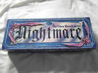 VHS NIGHTMARE VIDEO BOARD GAME VERSION ANGLAISE avec DVD