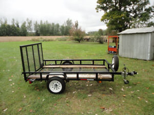 2 Trailers for sale or trade