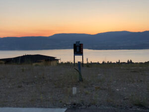 Lot with Majestic Views of Okanagan Lake and the Valley