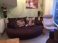 Unique Oval Sofa