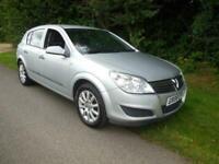 2008 Vauxhall Astra 1.7 CDTi 16V Life [100] 5dr [AC] HATCHBACK Diesel Manual