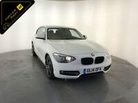 2014 BMW 120D SPORT DIESEL HATCHBACK 1 OWNER BMW SERVICE HISTORY FINANCE PX
