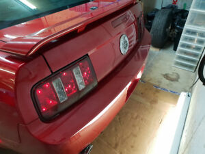 2005 @ 2009 Mustang GT V6 Eagle Eyes LED Taillight lumiere .