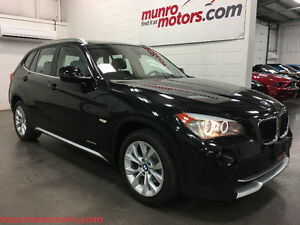 2012 BMW X1 xDrive28i (A8) Navigation Panoramic One Owner