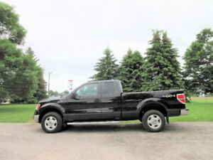 2013 Ford F-150 XLT V6 4WD- Super Cab.  ONE OWNER SINCE NEW!!