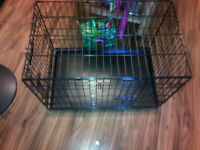 Excellent Dog Cage for Small or Meduim Dogs. Great Kennel