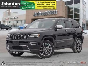 2018 Jeep Grand Cherokee Limited 4x4  - Leather Seats - $156.42