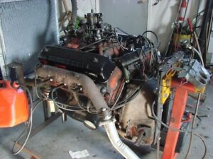 FOR SALE 292 FORD THUNDERBIRD ENGINE