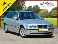 2004 54 BMW 3 SERIES 2.0 318I SE 5D 141 BHP