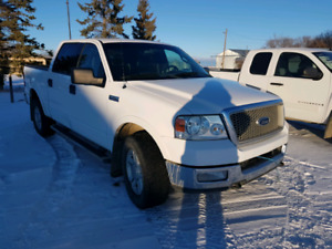 NEW AD!!! 2004 FORD F150 LARIAT4X4