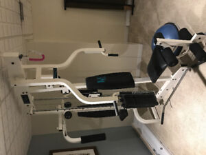 Muscle Tech 3 in 1 workout machine