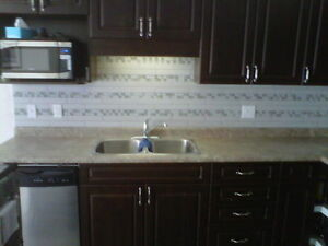 Laminate - Hardwood - Backsplash -Tiles Kitchener / Waterloo Kitchener Area image 3