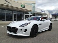 2014 Jaguar F-Type Convertible V8 S