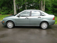 2005 Ford Focus SE ZX4 Sedan