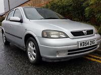 Vauxhall/Opel Astra 1.7CDTi 2004MY Enjoy