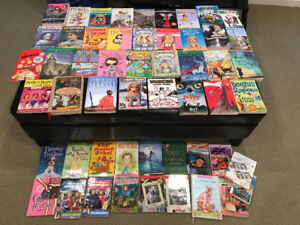 Huge lot of books! Youth 8-12