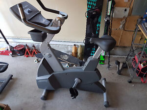 Life Fitness 95ci exercise bike, professional GYM equipment