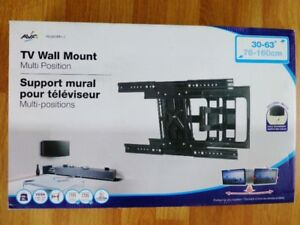 TV Wall Mount with Multi-Position Arm