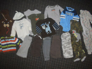 Set of Baby Clothes! Sweaters, Sleepers, Pants etc.