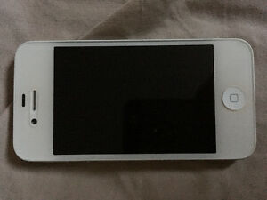 White iPhone 4s 16GB