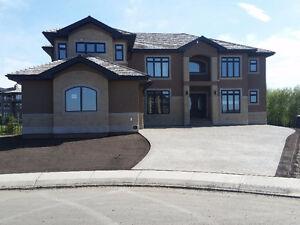 FINAL GRADE-SOD INFILL HOMES LANDSCAPING DECKS FENCING Edmonton Edmonton Area image 1