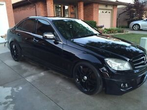 Mercedes Benz C350 Sport With Brabus Body