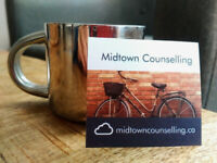 Counselling & Psychotherapy - Kitchener-Waterloo Midtown Area