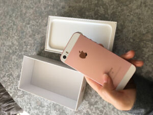 iPhone SE Rose Gold 16g